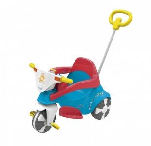 Triciclo Happu Blue 3 x 1 Xalingo