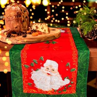 Trilho de Mesa Natal 35x100 cm  Lepper