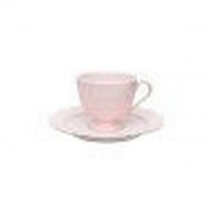 Xícara Chá 200ml Com Pires Soleil Blush Oxford