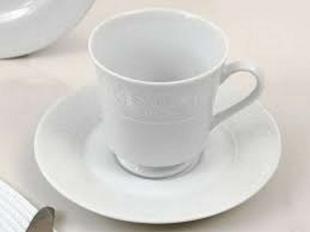 Xícara Chá Pires Linha Itamaraty Noiva Porcelana Schmidt