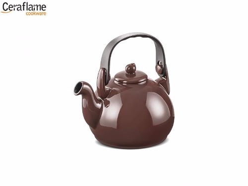 Chaleira Colonial 1700ml Chocolate Ceraflame