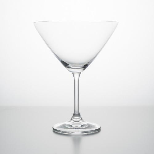 Conjunto De Taças Cristal Martini 280ml Klara Bohemia