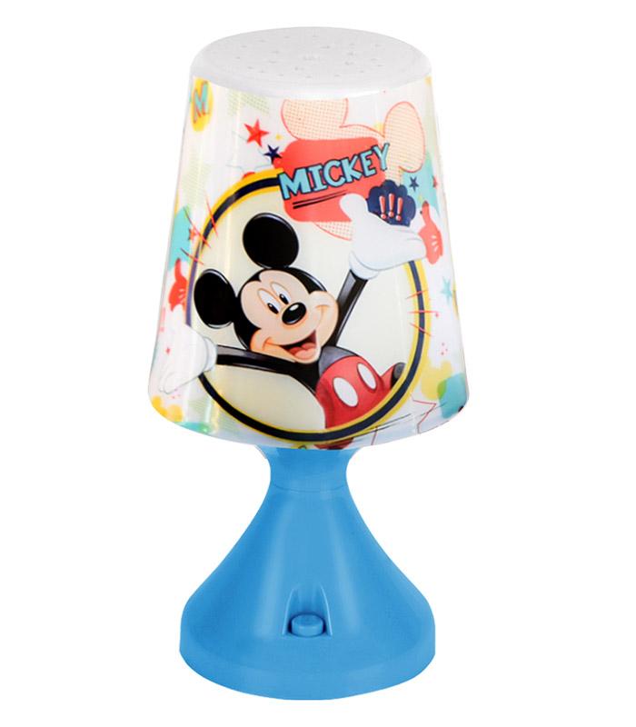 Abajur de Projeção Infantil Mickey Led Startec