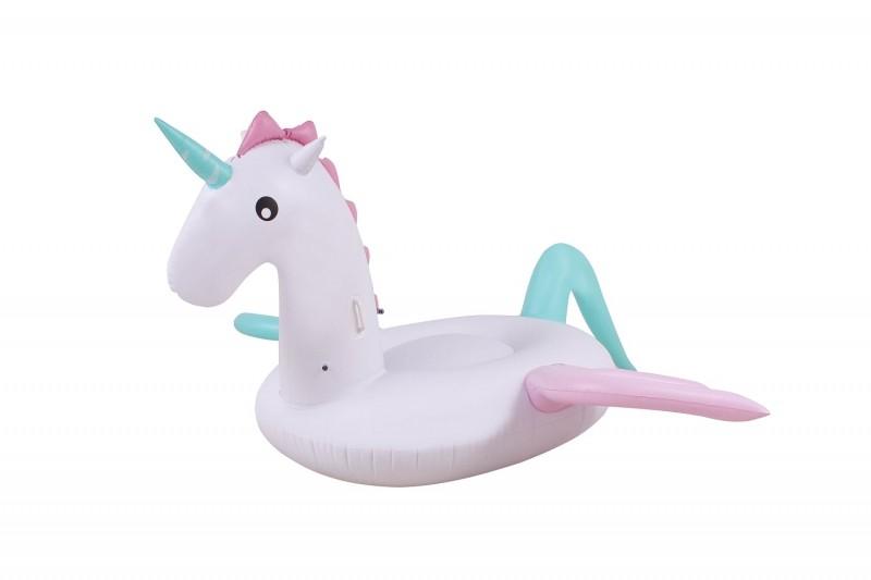 Boia Especial Unicornio Alado C Asas Bel Fix