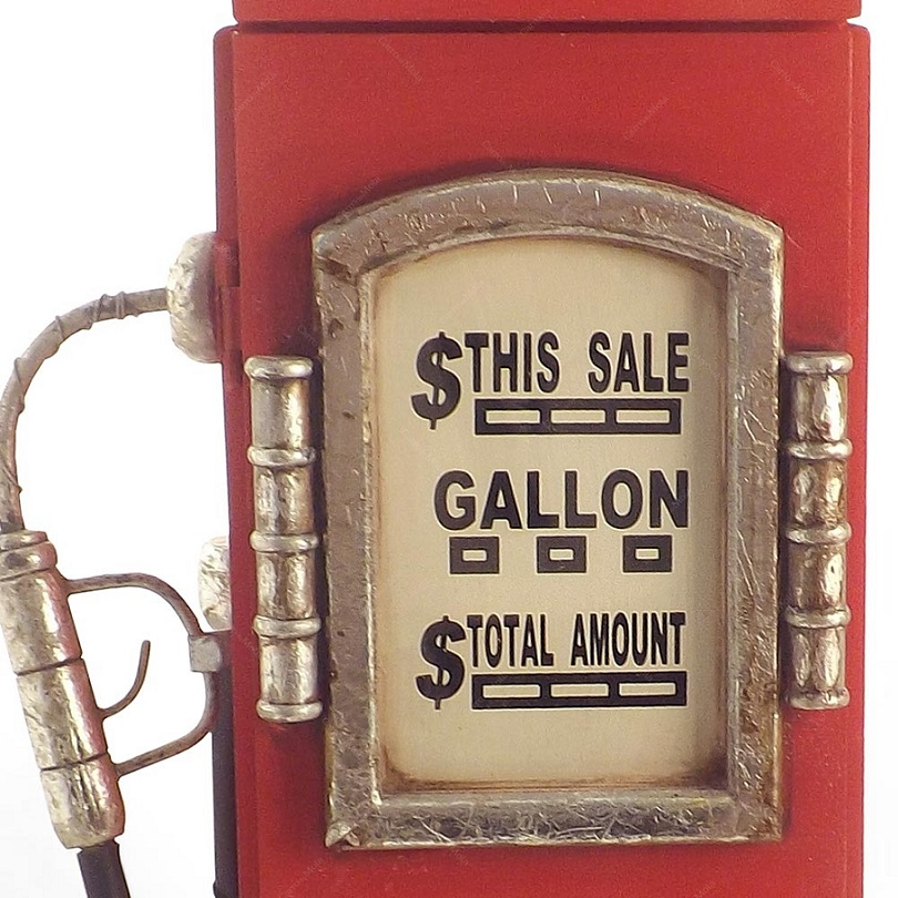 Bomba De Gasolina Texaco Porta Objetos Goods
