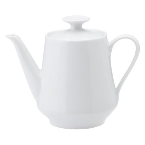 Bule 125 Linha Itamaraty Branco Porcelana Schmidt
