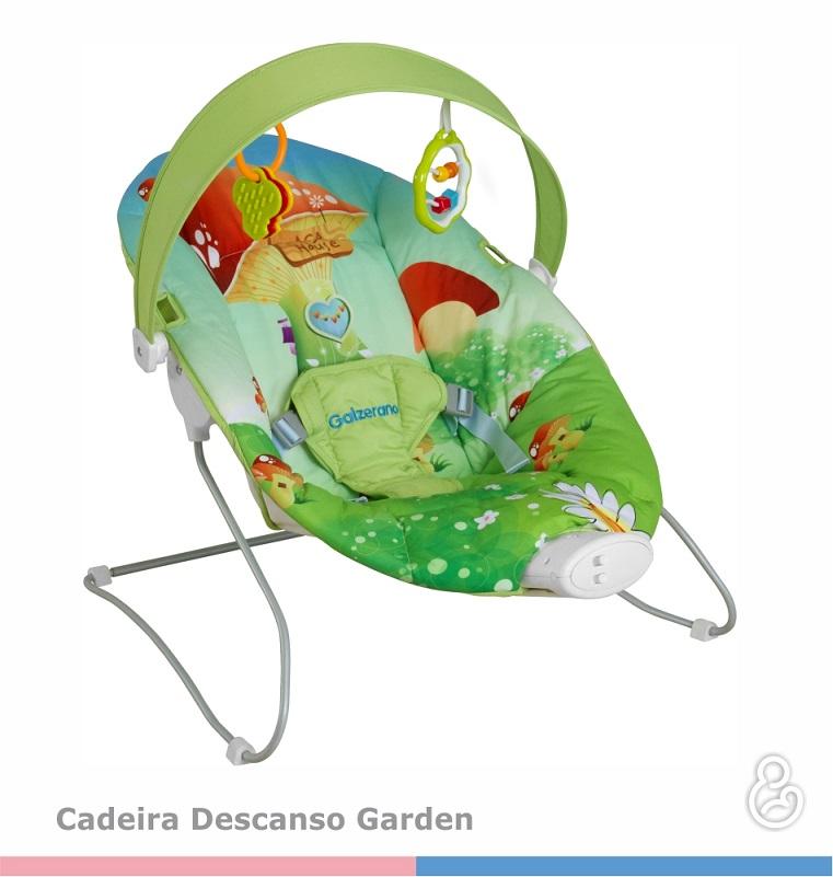 Cadeira Descanso Garden Galzerano