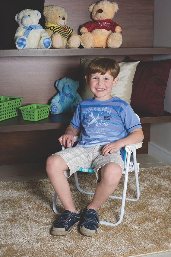 Cadeira Infantil Dobrável Mor