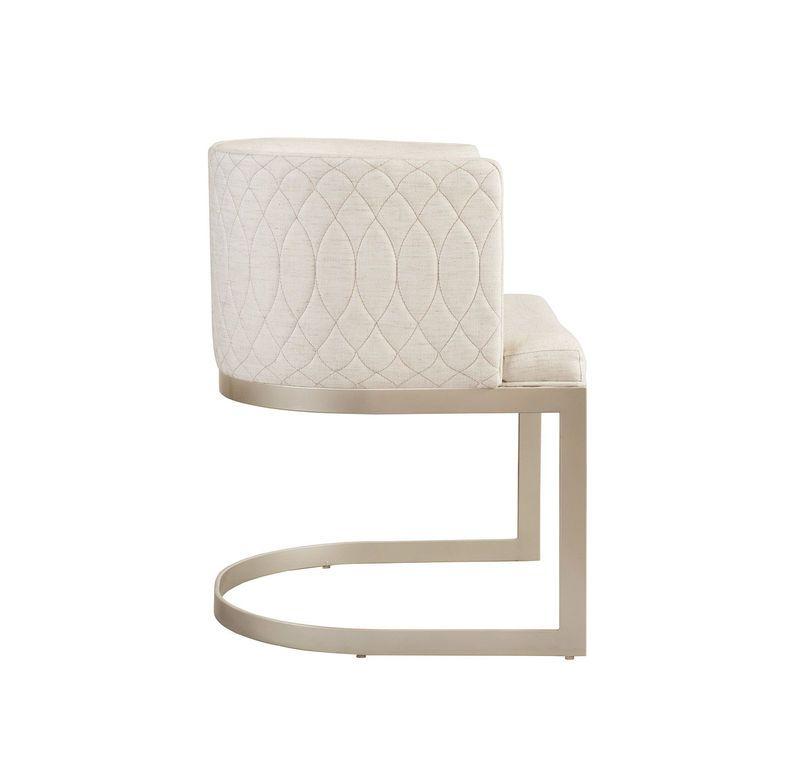 Cadeira Maya Matelassê Estrutura Carbono Pintado Cerentini