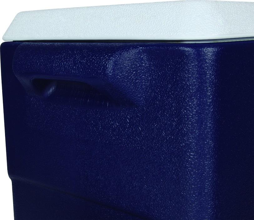 Caixa térmica Glacial Azul 40L Mor