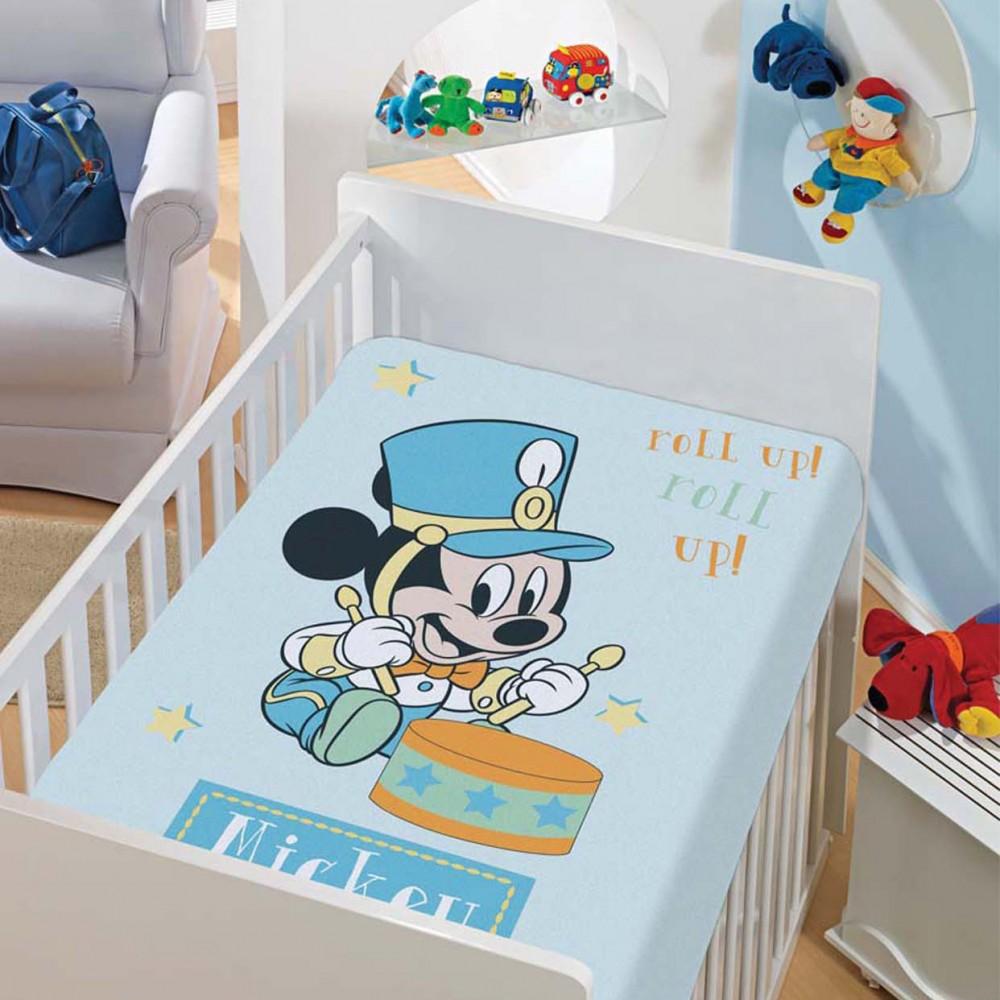 Cobertor Manta Microfibra Infantil Disney Roll Up Jolitex
