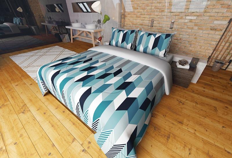 Cobre-leito Casal 2,20x2,40m Sofisticata Home Moderno Atlântica
