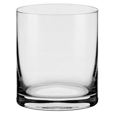 Conjunto 06 Copos de Cristal On The Rocks 390 ml Oxford