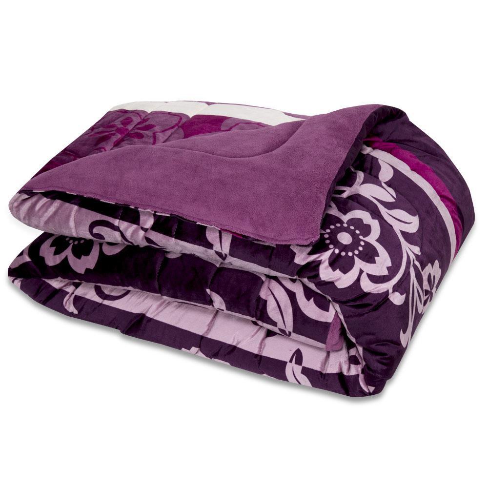 Edredom Cobertor Queen Coberdom Premium Espanhol Europa