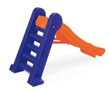 Escorregador Master com Escada Laranja Xalingo