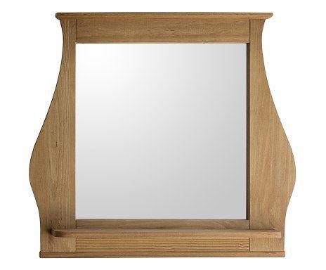 Espelho e Balcão Viola Para Banheiro Ativa