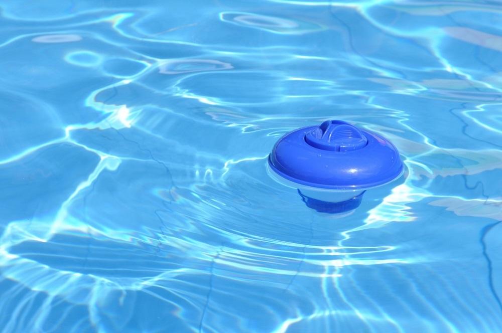 Flutuador químico para cloro sólido Mor