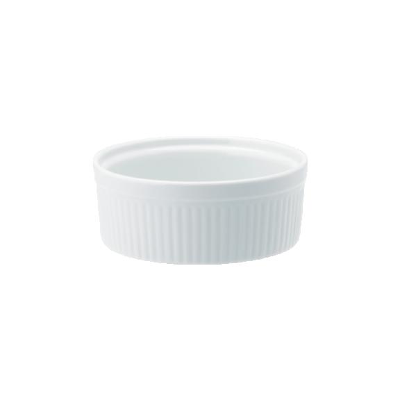 Forma Canelada Alta 16 Linha Calorama Porcelana Schmidt