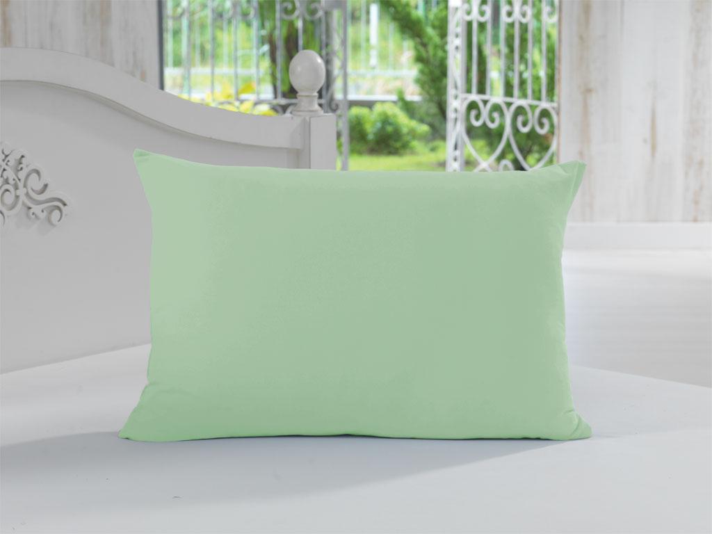 Fronha Avulsa 100% Algodão Lisa Verde Claro Soft