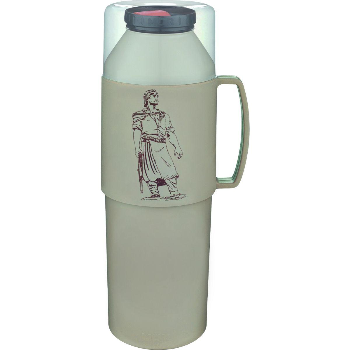 Garrafa Térmica 1 Litro Farroupilha Bege Mor