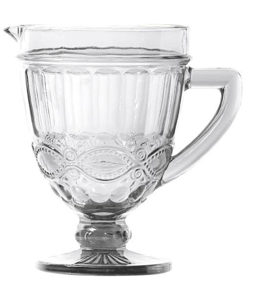 Jarra Libelula 1 litro Vidro Transparente Lyor