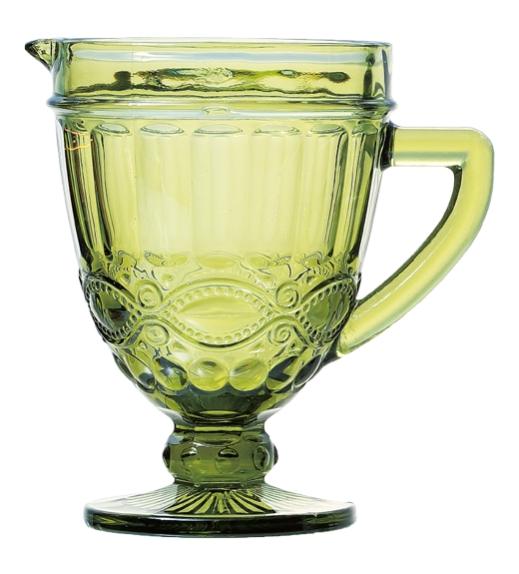 Jarra Libelula 1 litro Vidro Verde Lyor