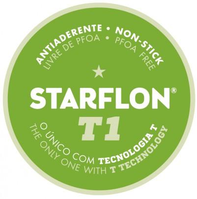 Jogo de Frigideiras Turim 2 peças Antiaderente Starflon Tramontina