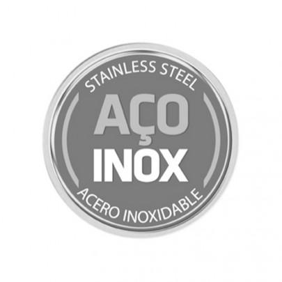 Jogo de Potes Aço Inox 3 peças Freezinox Tramontina