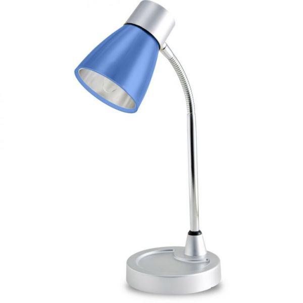 Luminaria De Mesa Clip B Azul