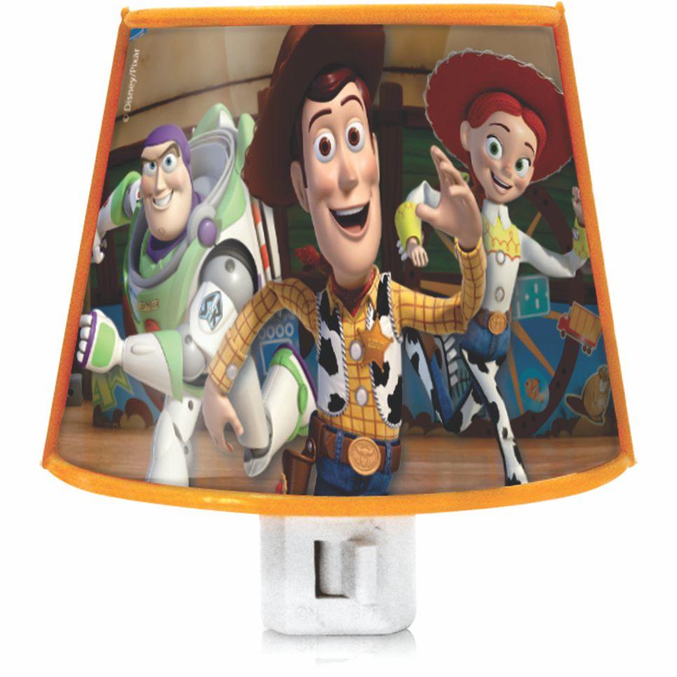 Mini Abajur Infantil Toy Story 220V Startec