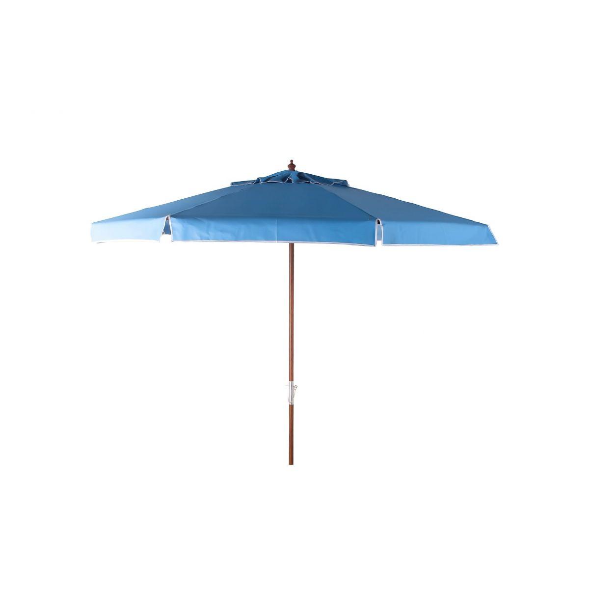 Ombrelone Bagum 3,00 metros Azul Bel Fix