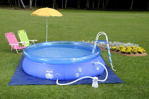 Piscina Inflável Splash Fun Ø3,00m x 76cm 4600 Litros Mor