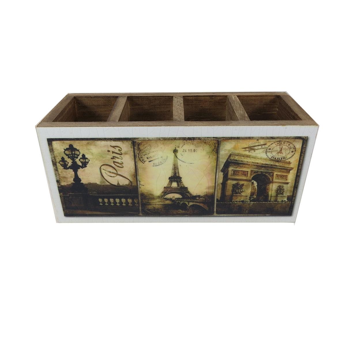 Porta Controle e Objetos Paris Vintage Concept