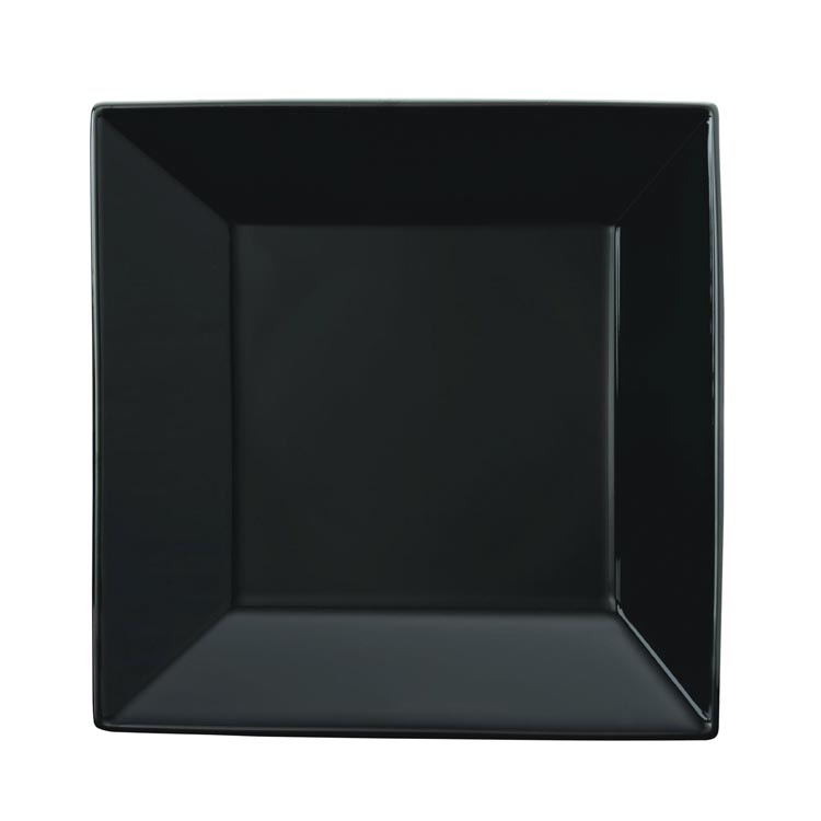 Prato Fundo 21cm Quartier Black Oxford