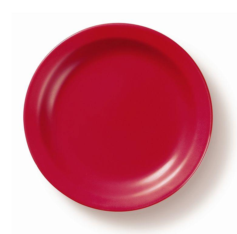 Prato Sobremesa 20cm Daily Floreal Red Oxford