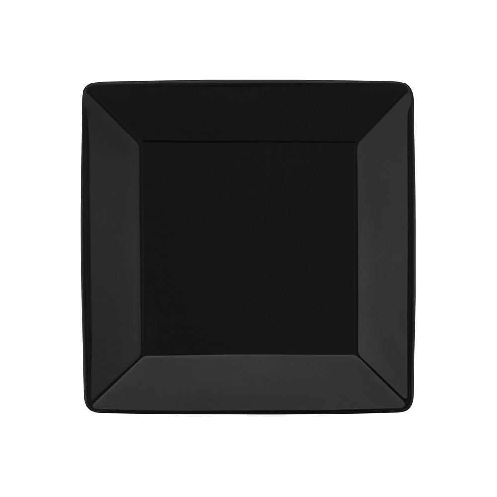 Prato Sobremesa 20cm Quartier Black Oxford
