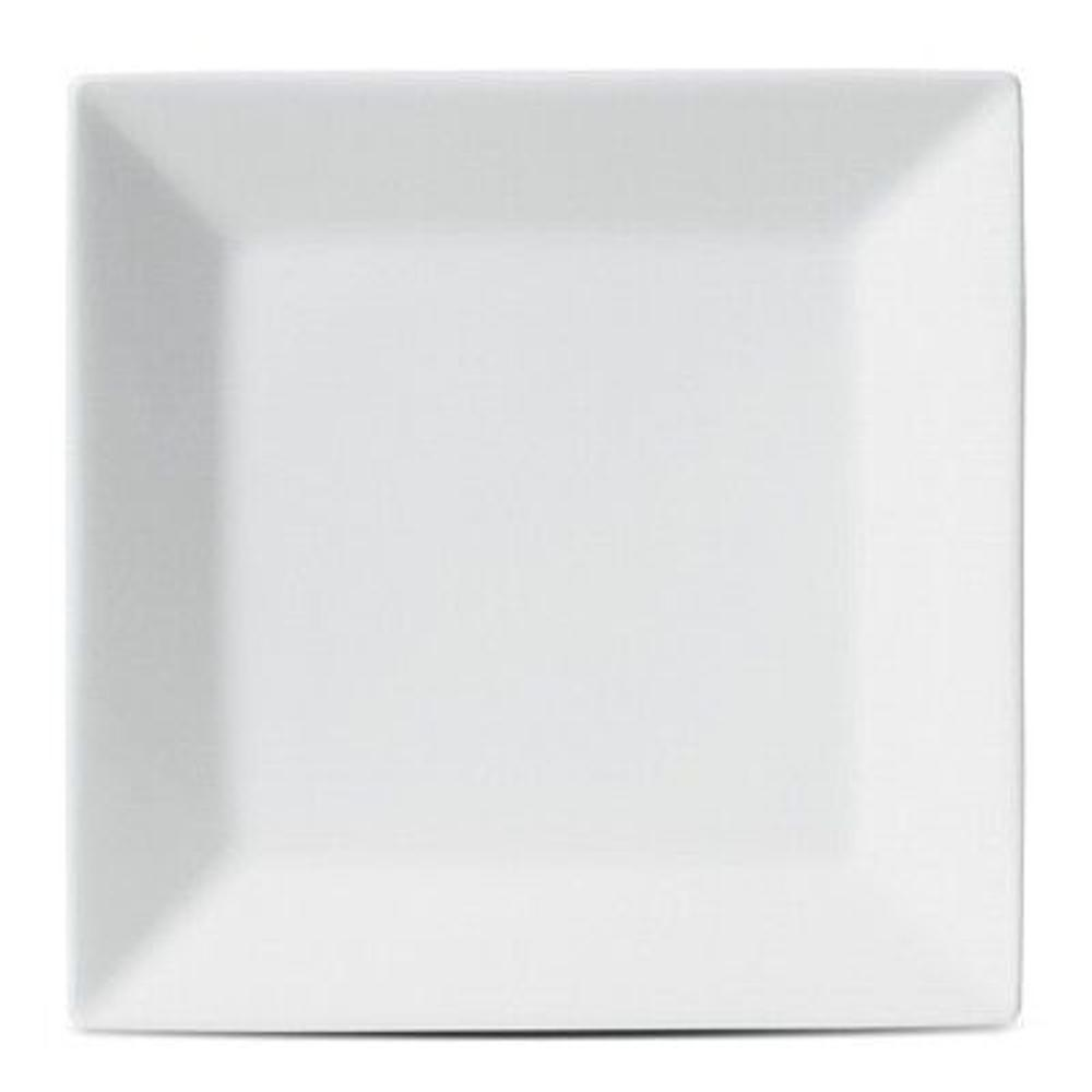 Prato Sobremesa 20cm Quartier White Oxford