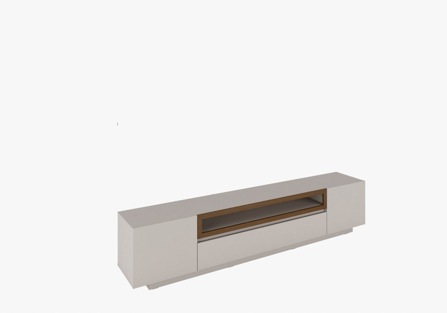 Rack 1,80m Lens Fit Caramelo Off White Rudnick
