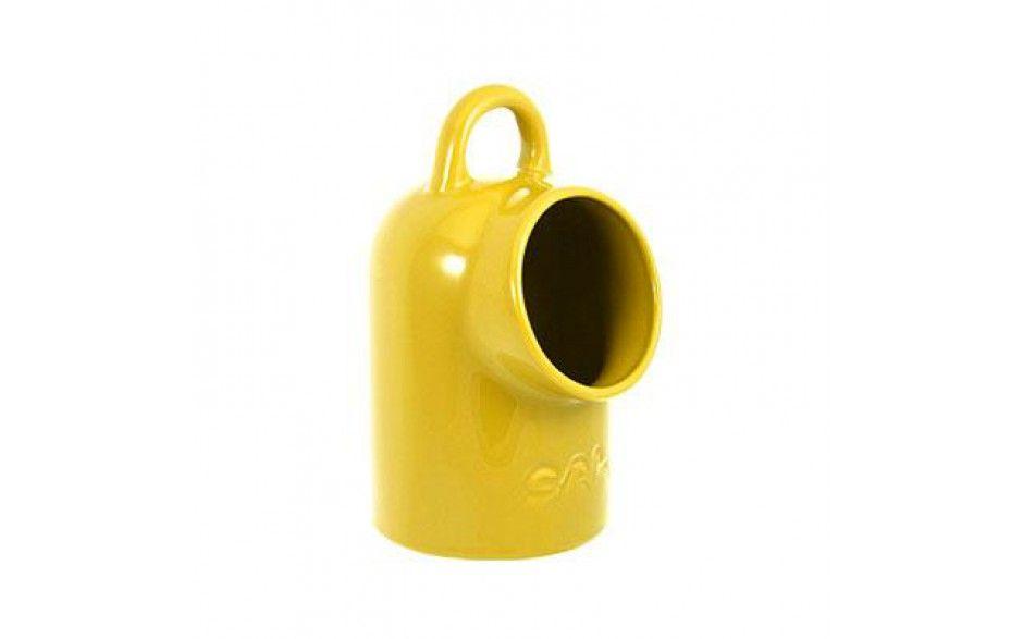 Saleiro para Bancada Amarelo Grande Oxford