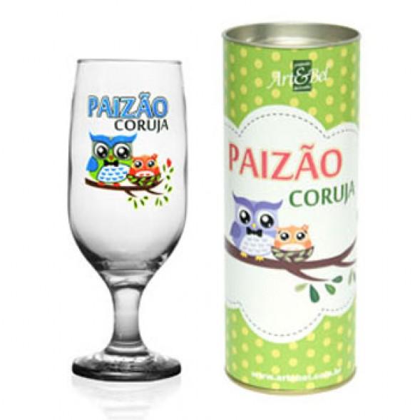 Taça Cerveja Floripa Estampas 270ml ArteBel