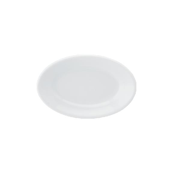 Travessa Rasa 19 Linha Convencional Branco Porcelana Schmidt