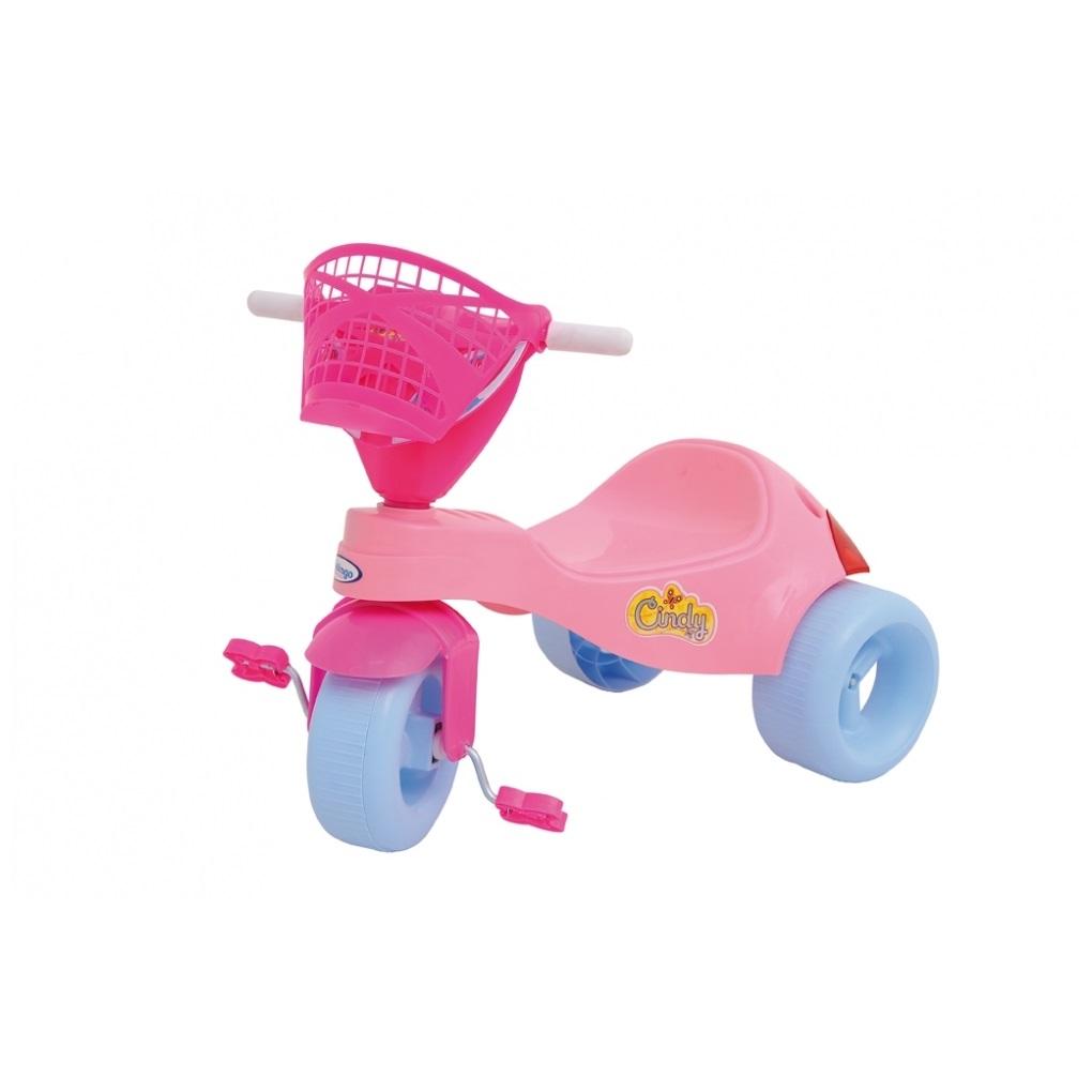 Triciclo Cindy Rosa Xalingo