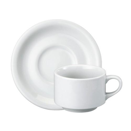 Xícara Chá Com Pé Pires Linha Arizona Porcelana Schmidt