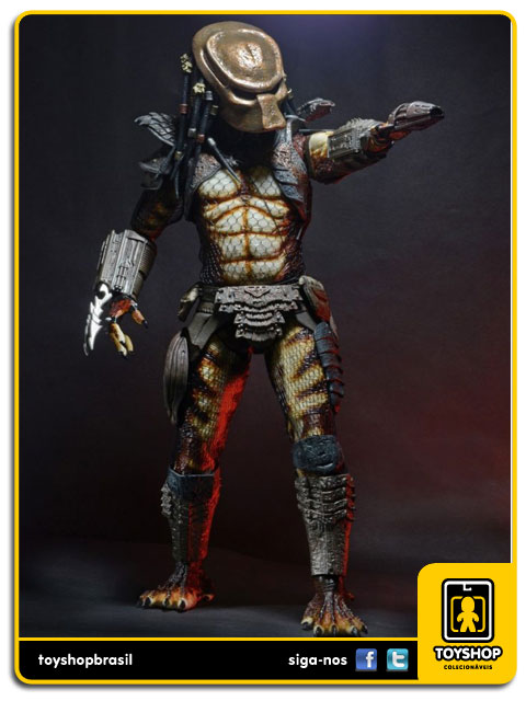 Predator 2: Special Edition City Hunter 1/4 - Neca