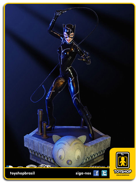 Batman Returns: Estátua Catwoman Maquette - Tweeterhead