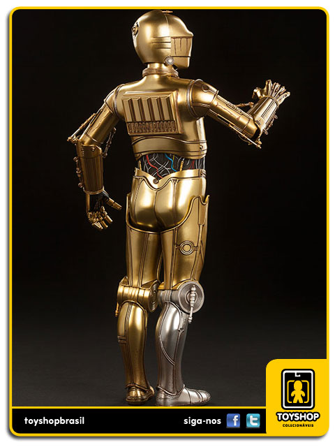 Star Wars: C-3PO Sixth Scale 1/6 - Sideshow