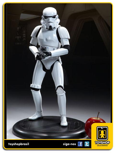Star Wars : Estátua Stormtrooper Premium Format - Sideshow
