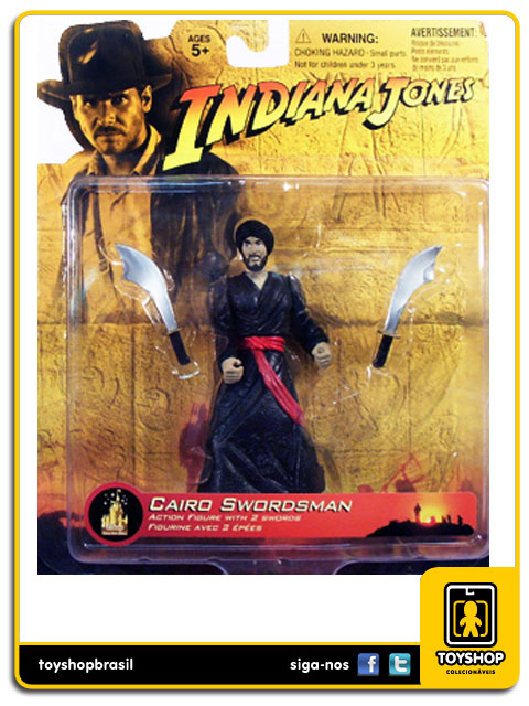 Indiana Jones: Cairo Swordsman - Disney