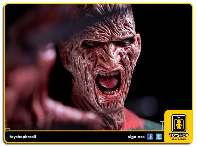 A Nightmare on Elm Street 2  Freddy's Revenge : Freddy Krueger 1/4 - Neca
