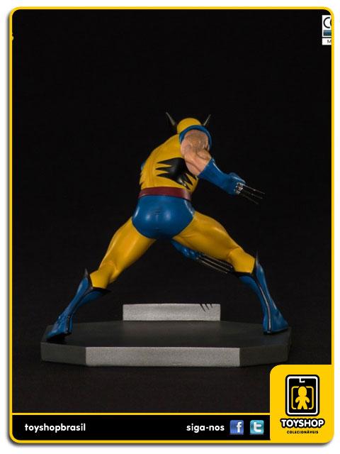 DC Comics: Wolverine  1/10 - Iron Studios